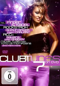 Clubtunes On DVD 7, Diverse Interpreten