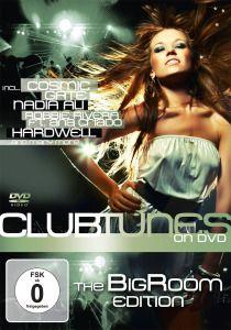 Clubtunes on DVD - The Big Room Edition, Diverse Interpreten