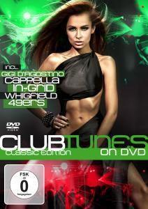 Clubtunes On Dvd-The Classic Edition, Diverse Interpreten