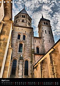 Cluny - religiöses Zentrum des Mittelalters (Tischkalender 2019 DIN A5 hoch) - Produktdetailbild 4