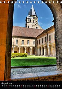Cluny - religiöses Zentrum des Mittelalters (Tischkalender 2019 DIN A5 hoch) - Produktdetailbild 8