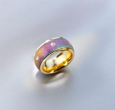 CM Anti-Stress Ring Colors Gr. 18