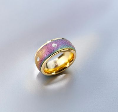 CM Anti-Stress Ring Colors Gr. 21