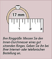"""CM Ring """"Azurro"""", SI 925er - Produktdetailbild 1"""