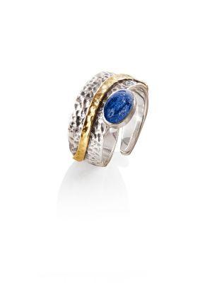 CM Ring Azurro, SI 925er