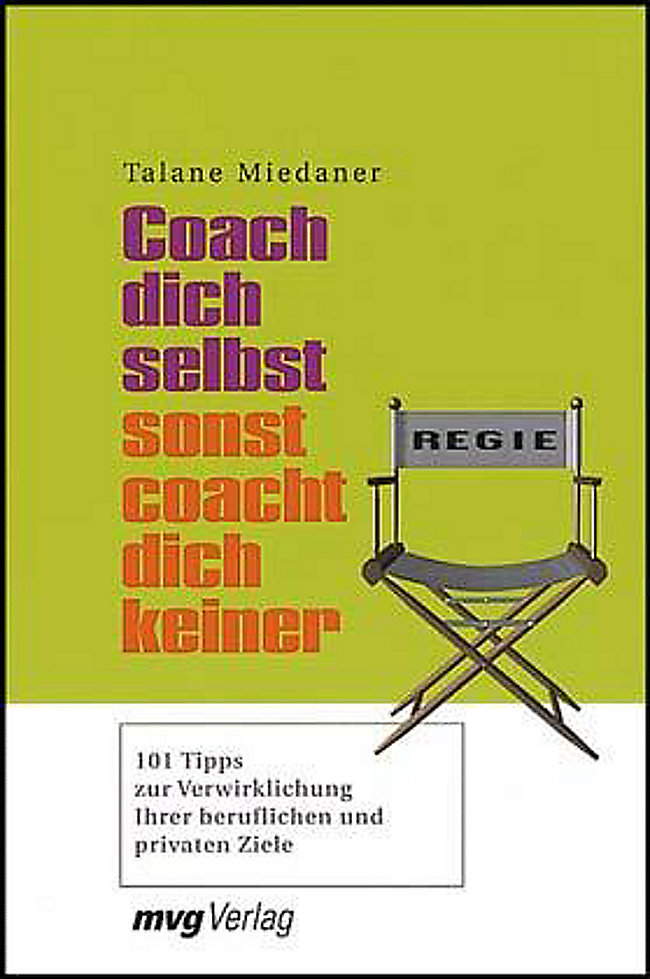 Coach Dich Selbst Sonst Coacht Dich Keiner Buch border=