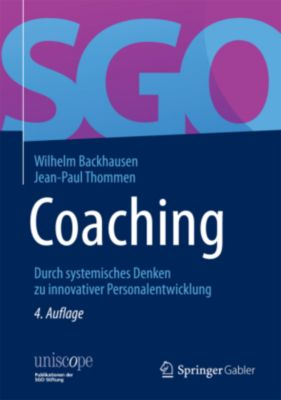 Coaching, Wilhelm Backhausen, Jean-Paul Thommen