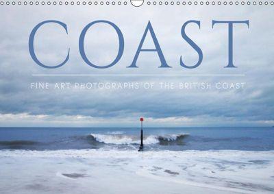 COAST - Photographs of the British Coast (Wall Calendar 2019 DIN A3 Landscape), Dorit M. Fuhg