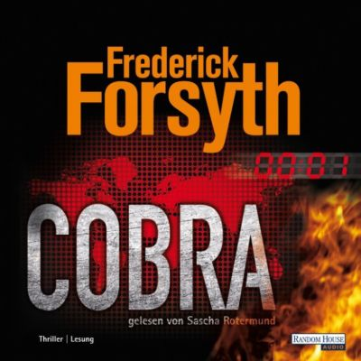 Cobra(Hörbuch-Download) - Frederick Forsyth |