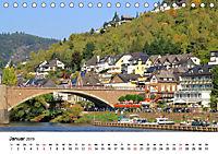 Cochem - Eine Perle an der Mosel (Tischkalender 2019 DIN A5 quer) - Produktdetailbild 1
