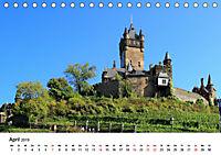 Cochem - Eine Perle an der Mosel (Tischkalender 2019 DIN A5 quer) - Produktdetailbild 4
