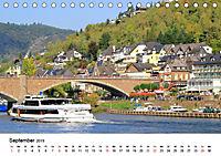 Cochem - Eine Perle an der Mosel (Tischkalender 2019 DIN A5 quer) - Produktdetailbild 9