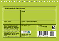 Cochem - Eine Perle an der Mosel (Tischkalender 2019 DIN A5 quer) - Produktdetailbild 13