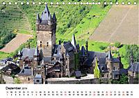 Cochem - Eine Perle an der Mosel (Tischkalender 2019 DIN A5 quer) - Produktdetailbild 12