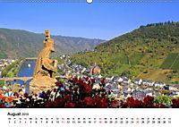 Cochem - Eine Perle an der Mosel (Wandkalender 2019 DIN A2 quer) - Produktdetailbild 8