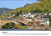 Cochem - Eine Perle an der Mosel (Wandkalender 2019 DIN A2 quer) - Produktdetailbild 1