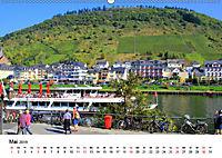 Cochem - Eine Perle an der Mosel (Wandkalender 2019 DIN A2 quer) - Produktdetailbild 5