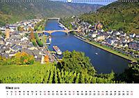 Cochem - Eine Perle an der Mosel (Wandkalender 2019 DIN A2 quer) - Produktdetailbild 3