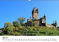 Cochem - Eine Perle an der Mosel (Wandkalender 2019 DIN A2 quer) - Produktdetailbild 4