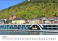 Cochem - Eine Perle an der Mosel (Wandkalender 2019 DIN A2 quer) - Produktdetailbild 7