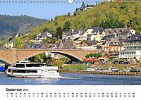 Cochem - Eine Perle an der Mosel (Wandkalender 2019 DIN A3 quer) - Produktdetailbild 9
