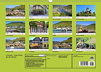 Cochem - Eine Perle an der Mosel (Wandkalender 2019 DIN A3 quer) - Produktdetailbild 13