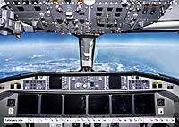 Cockpit sights (Wall Calendar 2019 DIN A4 Landscape) - Produktdetailbild 2
