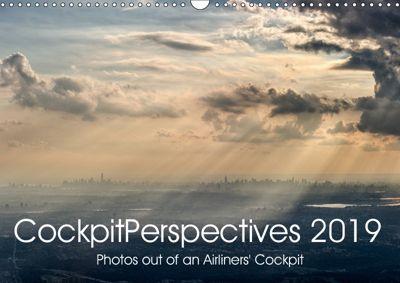 CockpitPerspectives 2019 (Wall Calendar 2019 DIN A3 Landscape), N N