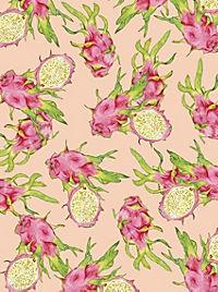 Cocktail Garten Geschenkpapier-Heft - Motiv Feigen - Produktdetailbild 5
