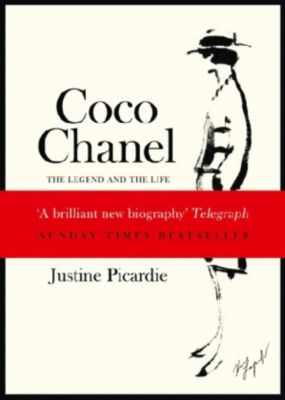 coco chanel buch von justine picardie portofrei bei. Black Bedroom Furniture Sets. Home Design Ideas