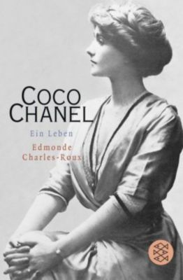 coco chanel buch von edmonde charles roux portofrei. Black Bedroom Furniture Sets. Home Design Ideas