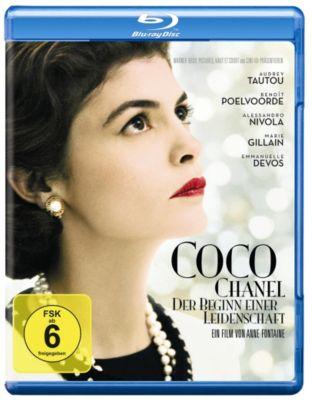 Coco Chanel - Der Beginn einer Leidenschaft, Edmonde Charles-Roux, Anne Fontaine, Camille Fontaine