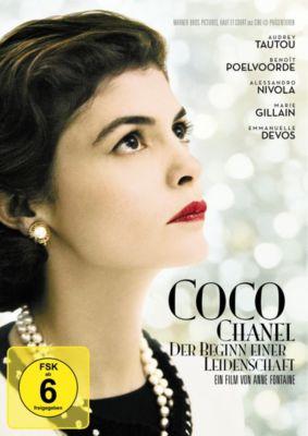 Coco Chanel - Der Beginn einer Leidenschaft, Edmonde Charles-Roux
