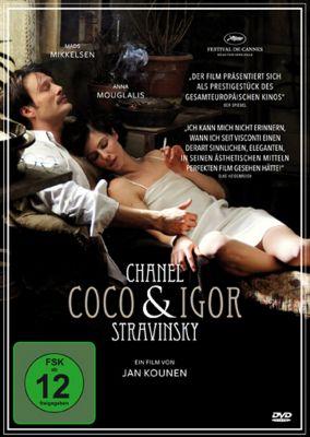 Coco Chanel & Igor Stravinsky, Chris Greenhalgh