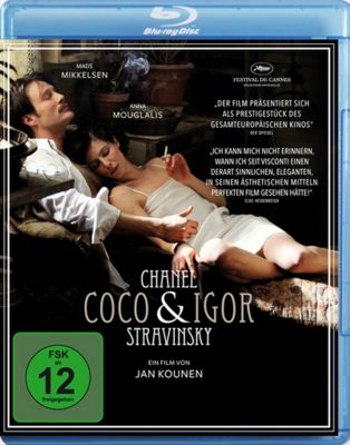 coco chanel igor stravinsky blu ray bei kaufen. Black Bedroom Furniture Sets. Home Design Ideas