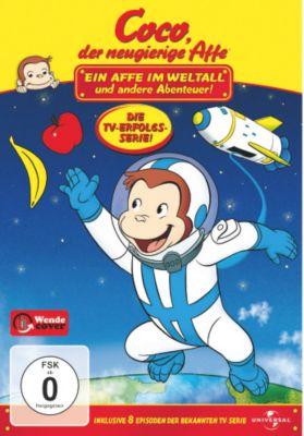 Coco, der neugierige Affe - Ein Affe im Weltall und andere Abenteuer!, Joe Fallon, Craig Miller, H. A. Rey