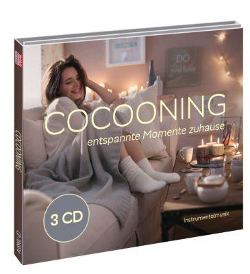 Cocooning - entspannte Momente zuhause