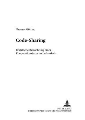 Code-Sharing, Thomas Götting