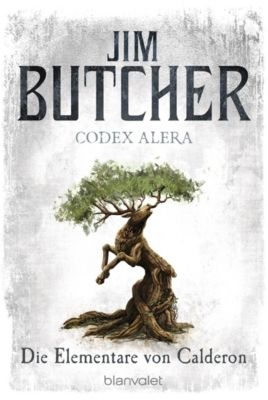 Codex Alera - Die Elementare von Calderon - Jim Butcher |