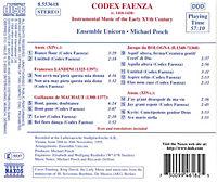 Codex Faenza - Produktdetailbild 1