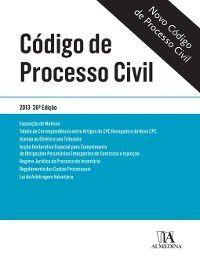 Código de Processo Civil--Edição de Bolso, Almedina