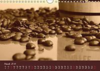Coffee Consumption Calendar (Wall Calendar 2019 DIN A4 Landscape) - Produktdetailbild 3