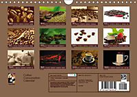 Coffee Consumption Calendar (Wall Calendar 2019 DIN A4 Landscape) - Produktdetailbild 13