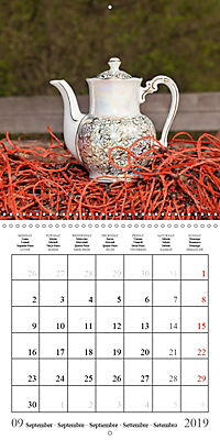 Coffee to stay (Wall Calendar 2019 300 × 300 mm Square) - Produktdetailbild 9