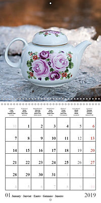 Coffee to stay (Wall Calendar 2019 300 × 300 mm Square) - Produktdetailbild 1