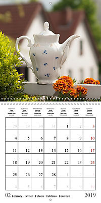 Coffee to stay (Wall Calendar 2019 300 × 300 mm Square) - Produktdetailbild 2