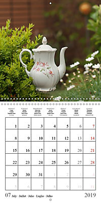 Coffee to stay (Wall Calendar 2019 300 × 300 mm Square) - Produktdetailbild 7
