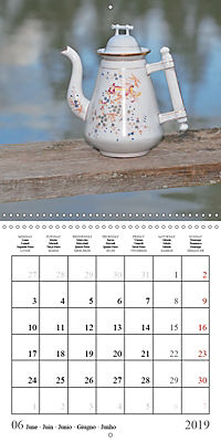 Coffee to stay (Wall Calendar 2019 300 × 300 mm Square) - Produktdetailbild 6