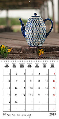 Coffee to stay (Wall Calendar 2019 300 × 300 mm Square) - Produktdetailbild 4