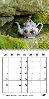 Coffee to stay (Wall Calendar 2019 300 × 300 mm Square) - Produktdetailbild 10